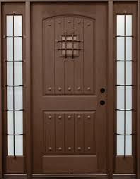 fiberglass front door entry doors