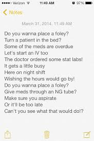 Why Do I Wanna Be A Nurse