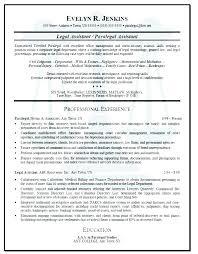 Paralegal Resume Skills Custom Sample Of Paralegal Resume Sample Paralegal Resume With No