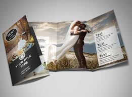 Photography Brochure Template Wedding Photography Package Brochure