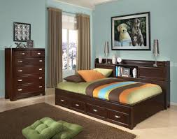 Bookcase Bedroom Furniture Classic Kids Park City Bookcase Storage Lounge Bedroom Set