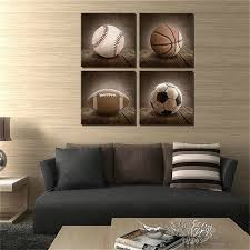 vintage soccer sport poster wall art canvas print painting for bedroom wall decor retro picture football on vintage sport wall art with vintage soccer sport poster wall art canvas print painting for