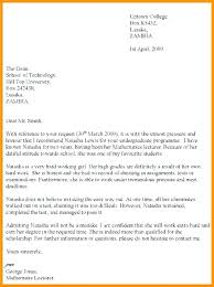 Draft Of Reference Letter What To Include In Recommendation Letter