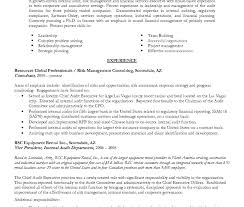 Internal Resume Template Internal Resume Format Audit Auditor Template For Teens Best 59