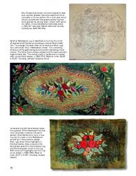 rug hooking in maine 1838 1940 look inside