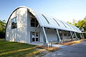 steel roof systems custom office building