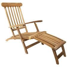 steamer chair solid wooden teak steamer chair sun lounger garden furniture steamer chair cushions argos