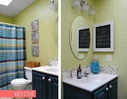 bathroom refresh: before bathroom before before bathroom