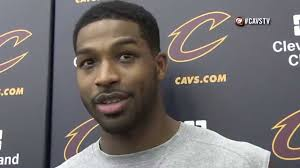Tristan Thompson Interview after Today ...