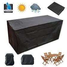 90 100 124inch outdoor garden patio waterproof furniture cover sofa protection cod
