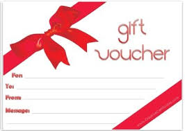 Free Printable Gift Vouchers Instant Download No