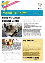 Wct Rate Chart Wct Volunteer News Sept 2013 By Wessex Cancer Trust Issuu