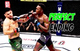 An tv 1.578 views9 months ago. Fight Video Here S The 5th Round Of Israel Adesanya Vs Kelvin Gastelum