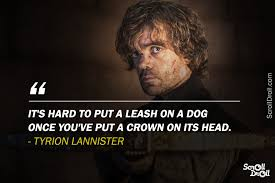 Tyrion Lannister Quotes Fascinating Tyrion Lannister Quotes 48 ScrollDroll