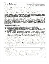 Technology Sales Resume Software Sa Elegant Technology Sales Resume Examples Sample Resume