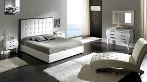 Modern Bedroom Furnitures Bedroom Modern Bed Eric Modern Metal Platform Bed Frame In White
