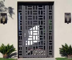 front door gateFront Door Iron Gate Designs Custom Wrought Gates Security Grilles