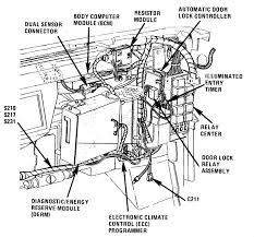 1992 cadillac deville starter relay location vehiclepad 1994 89 cadillac sedan deville power door lock relay location