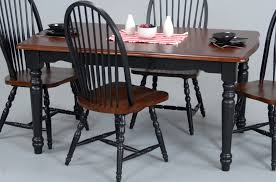 Black Wood Kitchen Table Cherry Wood Kitchen Table And Chairs Best Kitchen Ideas 2017