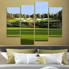 golf wall art funky embellishment painting ideas luxury sketch club