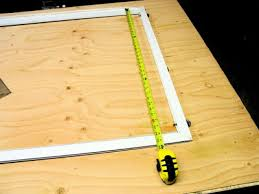 measure both height and wide from the outer edges of the metal door frame you ll need to a roll of replacement screen that is at least that size