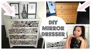 mirrored furniture diy. mirrored furniture diy n