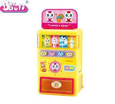 Vending Machine Toys Wholesale Interesting Baoli 48 Kids New Talking Automatic Vending Machine Juguete High