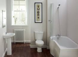 small bathroom chandelier crystal ideas:  small bathroom idea and design for spacious feeling incredible small bathroom idea with contemporary design