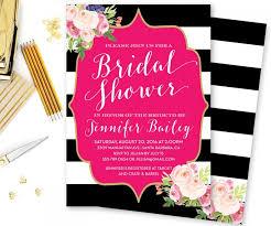 Bridal Shower Invitation Baby Shower Invitation Bridesmaid