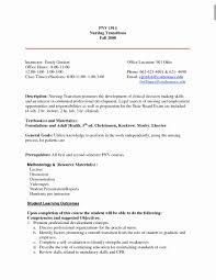 Entry Level Nursing Resume - Sradd.me