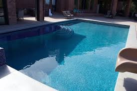 Backyard Swimming Pool Backyard Pool With Slide Integrity Pool Builders