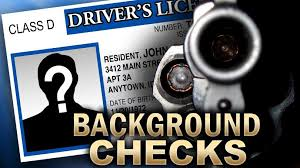 gun background check. Interesting Background Kentucky Performs Monthly Background Checks On Concealed Carry Permit  Holders On Gun Background Check