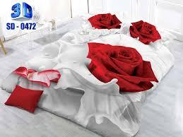 Sheet Online 3d 0472 Cotton Satin Bed Sheet