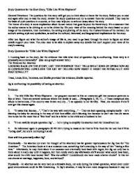 study questions for the short story hills like white elephants  page 1 zoom in