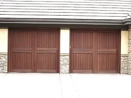 wooden garage doorsCustom Wood Garage Doors Denver  American Garage Door