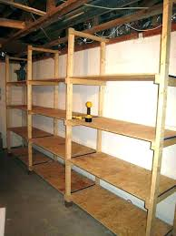 how to make storage shelves shelving how to build garage storage loft basement shelving ideas building shelves tool plans throughout h