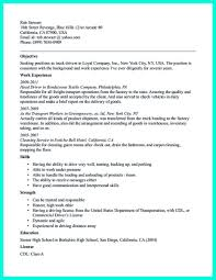 cdl resume  resume format download pdf