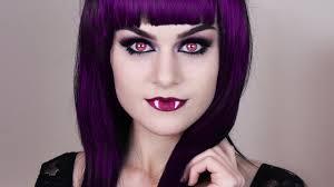 monster high frights camera action elissabat makeup tutorial you