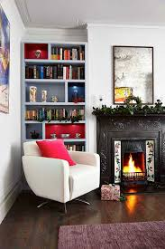 bookshelves next fireplace with traditional wall shelves living room traditional and sitting room