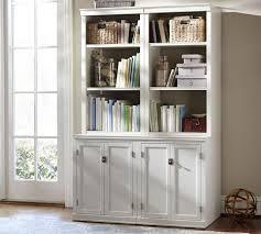 Logan Bookcase with Doors