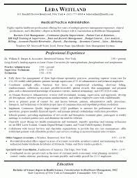 Healthcare Manager Resume Inspiration Transform Sample Resume Healthcare Manager For Your Healthcare