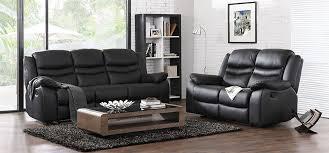 1 seater leather sofa set