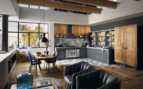 Industrial Kitchen Furniture Home Designing 32 Industrial Style Kitchens That Will Make You