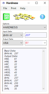 Plastic Hardness Conversion Chart Hardness Calculator V1 Calqlata