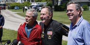 george w bush i m all in for jeb in business insider