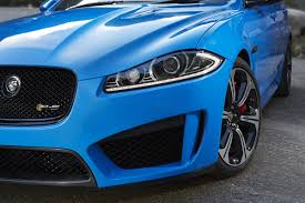 New Jaguar XFR-S in Depth, Sports a Tuned 542hp Supercharged V8