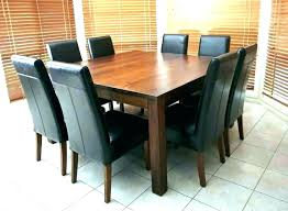 dining tables dining table set 8 chairs seat chair round and room sets