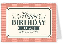 birthday postcard template personalized birthday cards free shipping international create