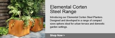 garden planters and pots large