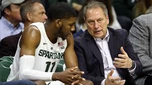 Michigan State's Aaron Henry clarifies his relationship with Tom Izzo |  Yardbarker